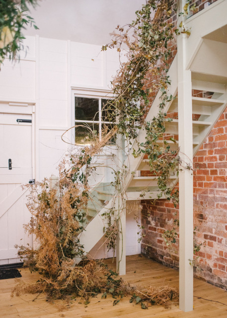 Florals - Moss & Stone Floral Design | Image - Hannah Duffy Photography