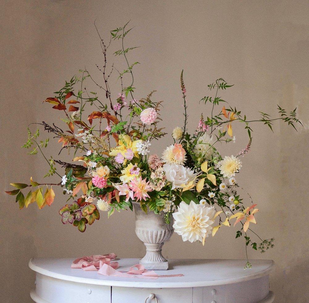 Image - Brigitte Girling | Florals - Moss & Stone Floral Design