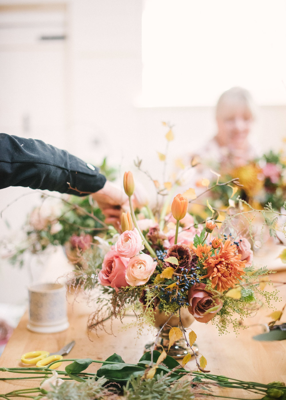 Image - Hannah Duffy - Florals - Moss & Stone Floral Design