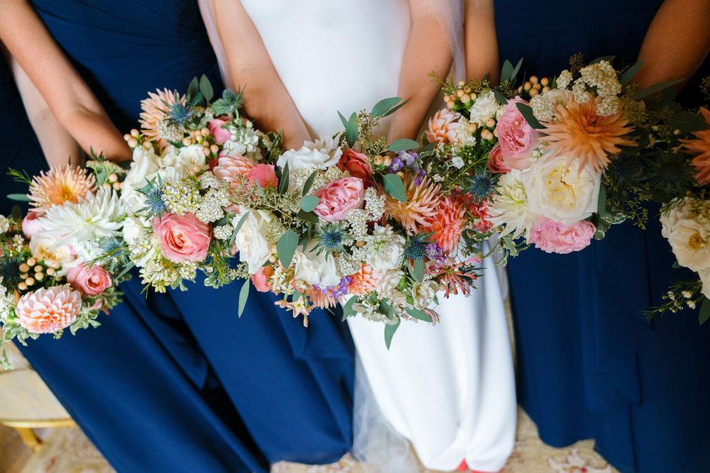 Image - James Davidson Photography | Florals - Moss & Stone Floral Design