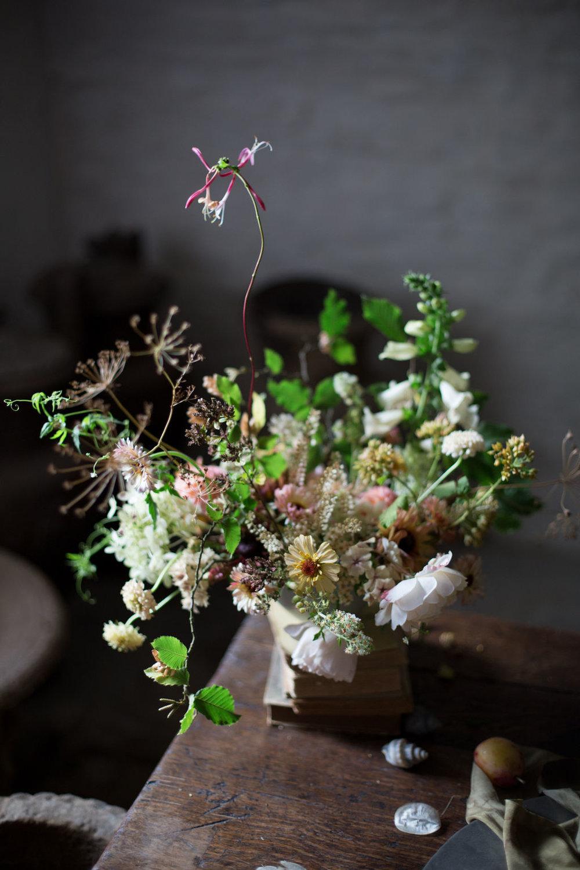 Florals - Moss 7 Stone Floral Design | Image - Helen Warner Photography