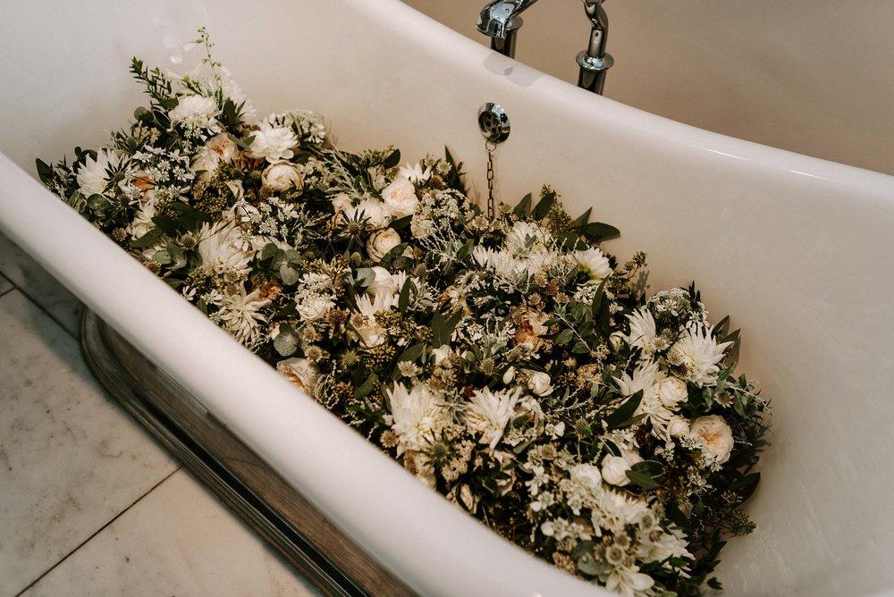 Florals - Moss & Stone Floral Design | Image - Kelsie Low Photography