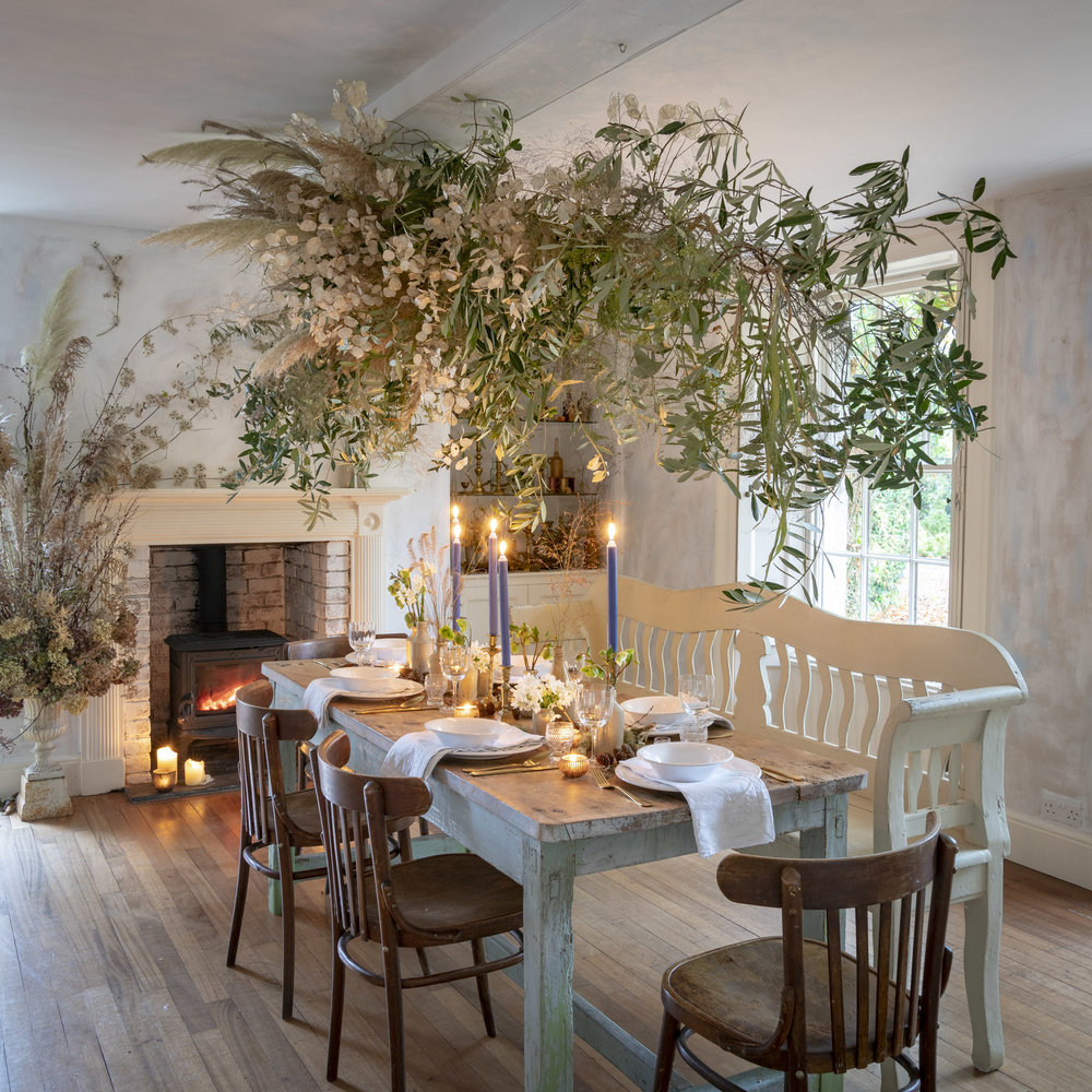 Florals - Moss & Stone Floral Design | Image - Andrew Crowley | Journalist - Clare  Coulson for The Telegraph