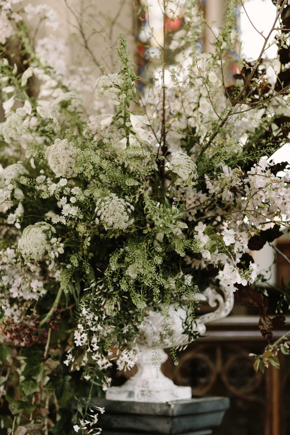 Florals - Moss & Stone Floral Design | Rebecca Goddard Photography Coco  Kat Holywell Hall-72.jpg