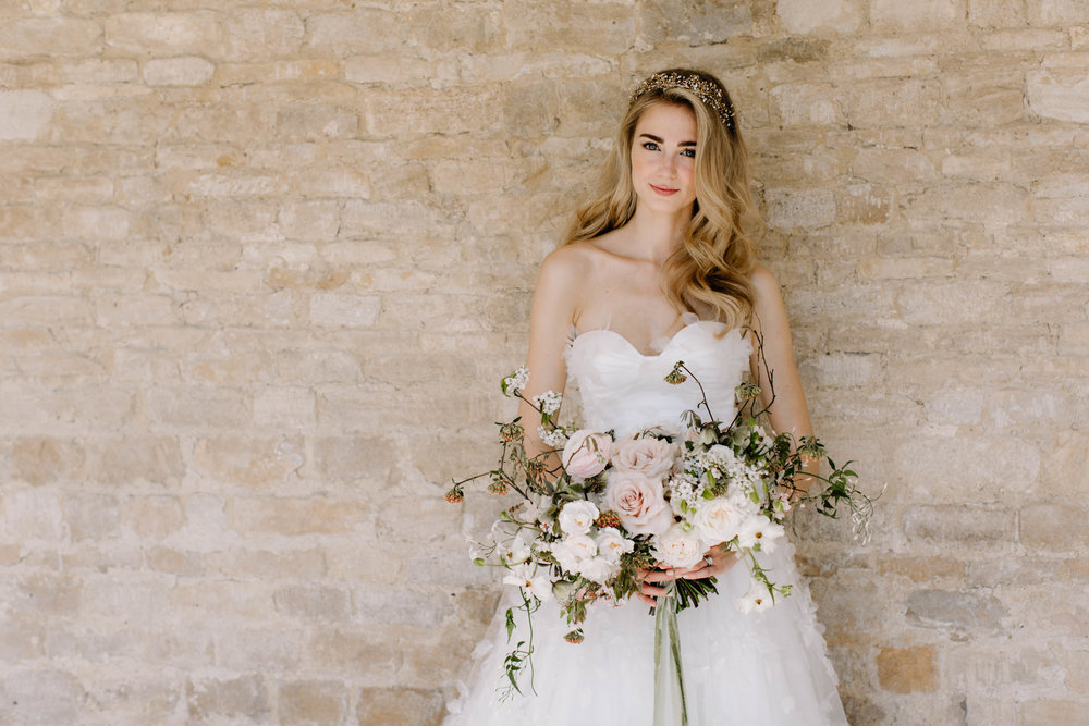 Florals  - Moss & Stone Floral Design | Rebecca Goddard Photography Coco  Kat Holywell Hall-319.jpg