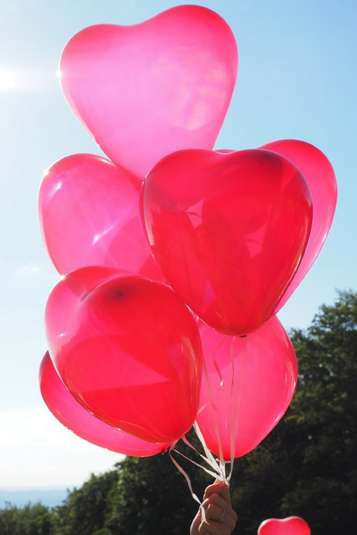 love baloons saphron london