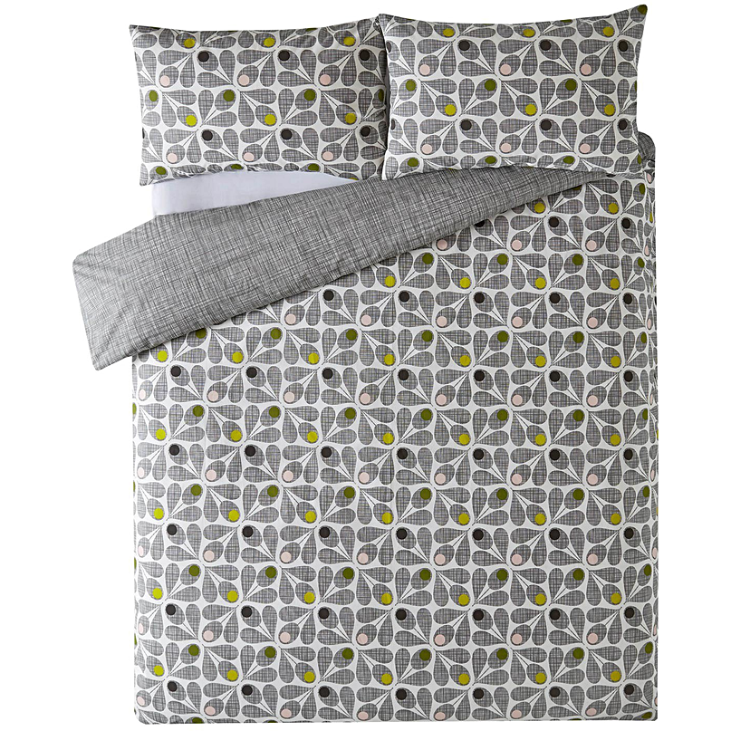 Orla is coming through with retro vibes with this cute bedding set. 100% cotton and available in double, king and super king size. Prices start at £80
