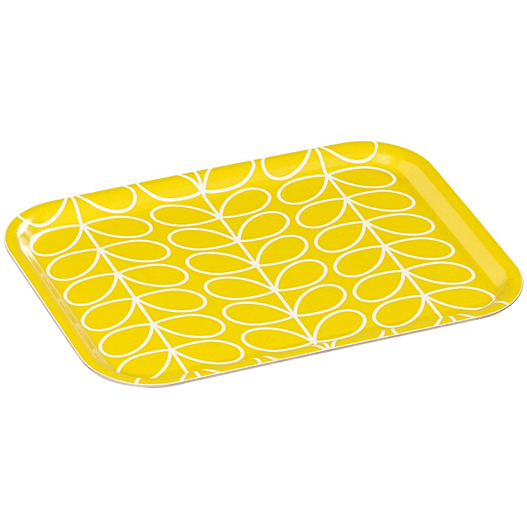 Super cute tray for entertaining or even just having a dinner in front of the TV; or do we not do that anymore? The reverse features the scribble print in a Navy colour. £22