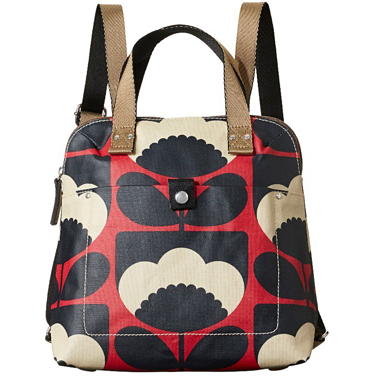 Spring Bloom Small Backpack Tote