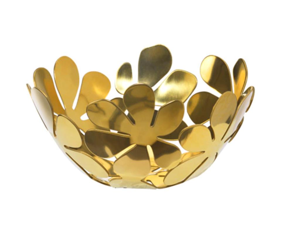 Bowl STOCKHOLM Gold-colour £8