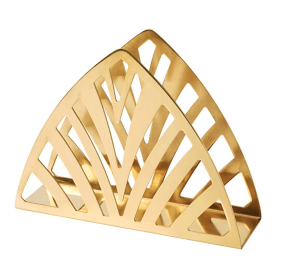 Napkin holder TILLSTÄLLNING Brass-colour £4.75