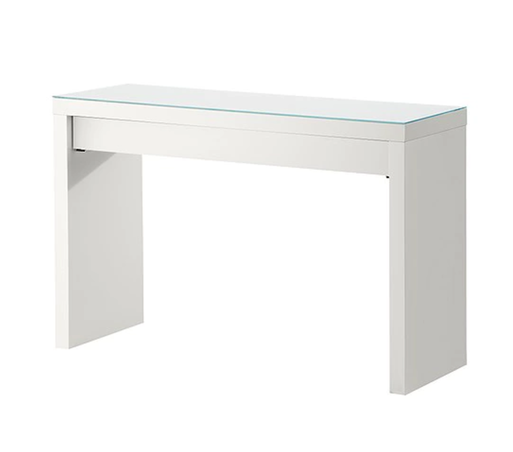 MALM Dressing table | £80 Available in 4 different finishes