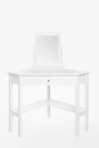 Corner Dressing Table With Mirror   Now £69.99 (over 50% off)