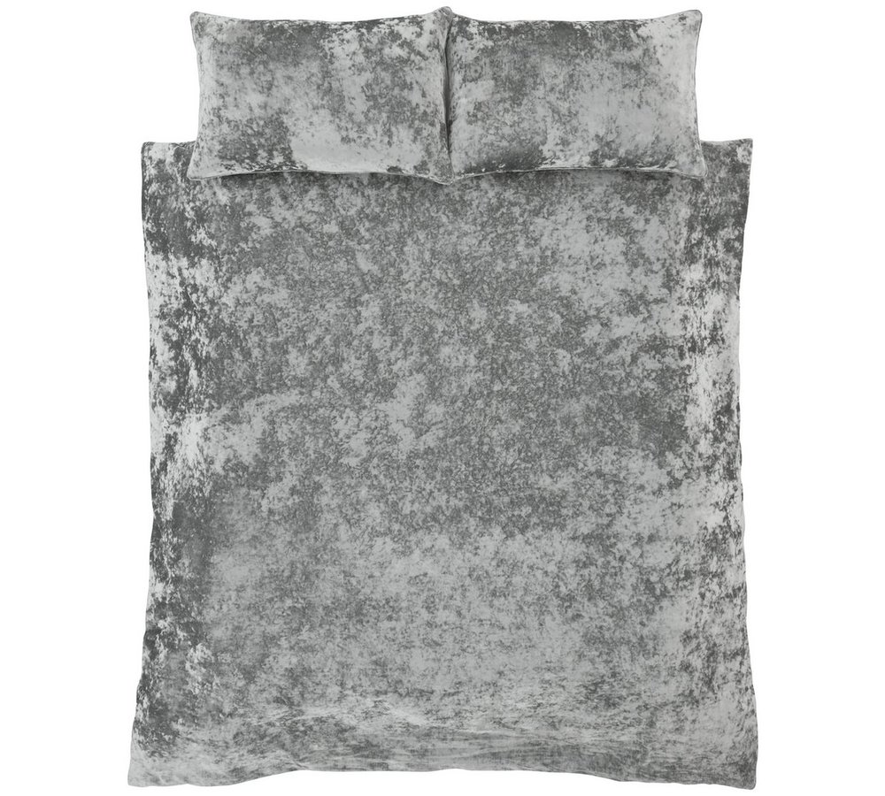 CATHERINE LANSFIELD CRUSHED VELVET BEDDING