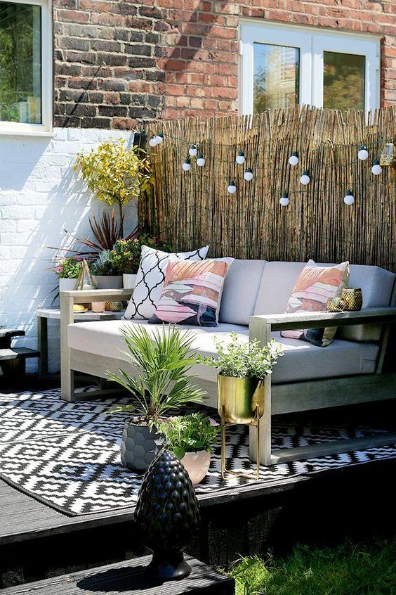 Swoonworthy Boho Glam garden