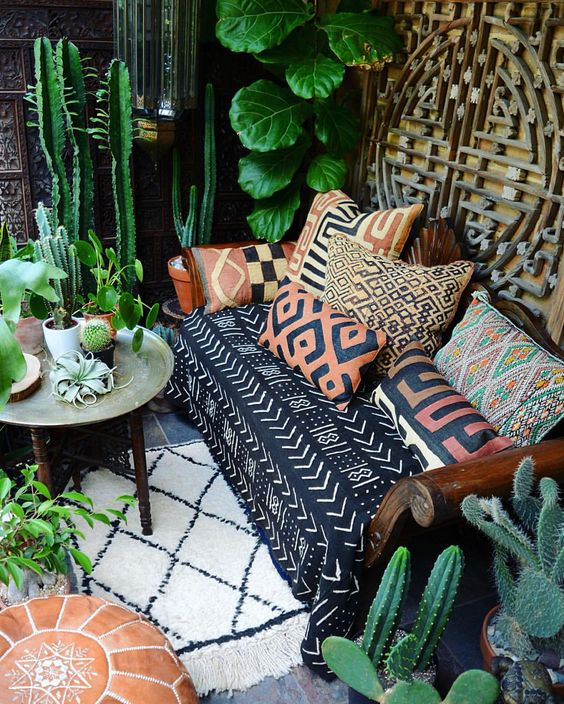Tribal botanics