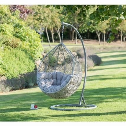 Siena Hanging Egg Chair  £150.00