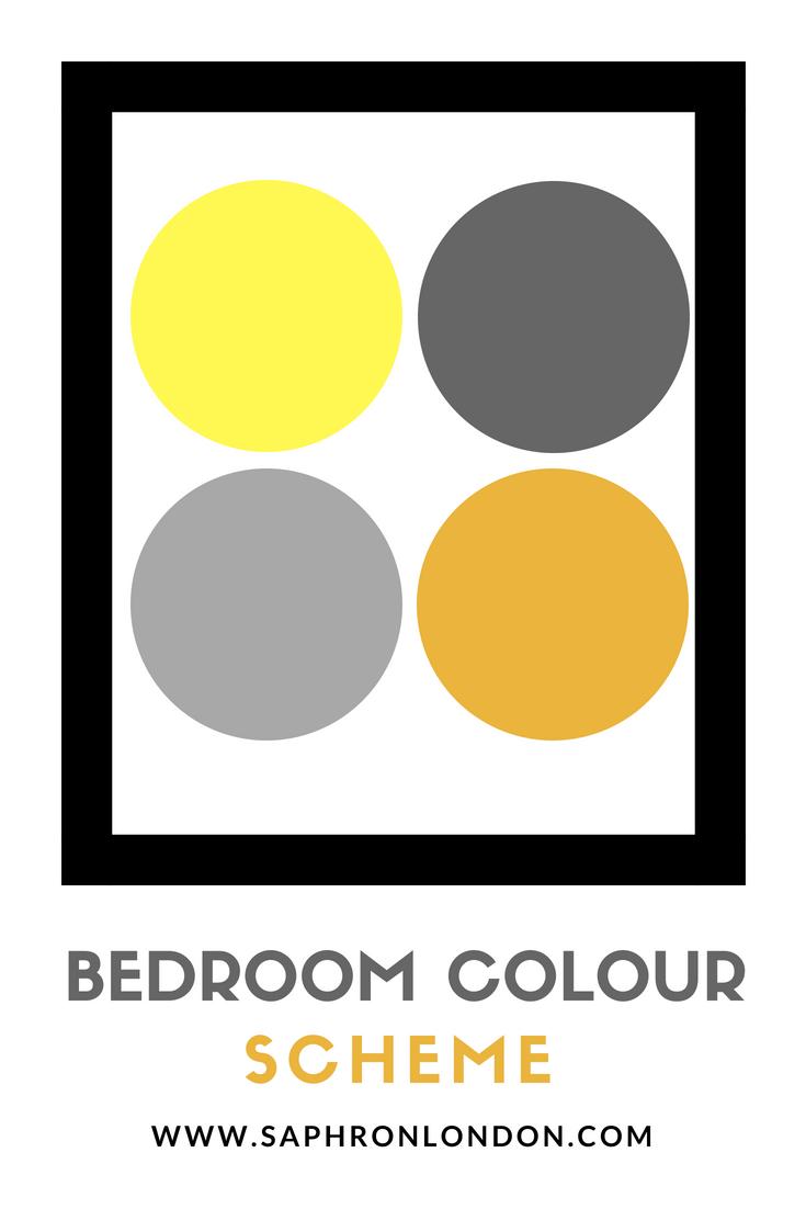Grey and Yellow Decor