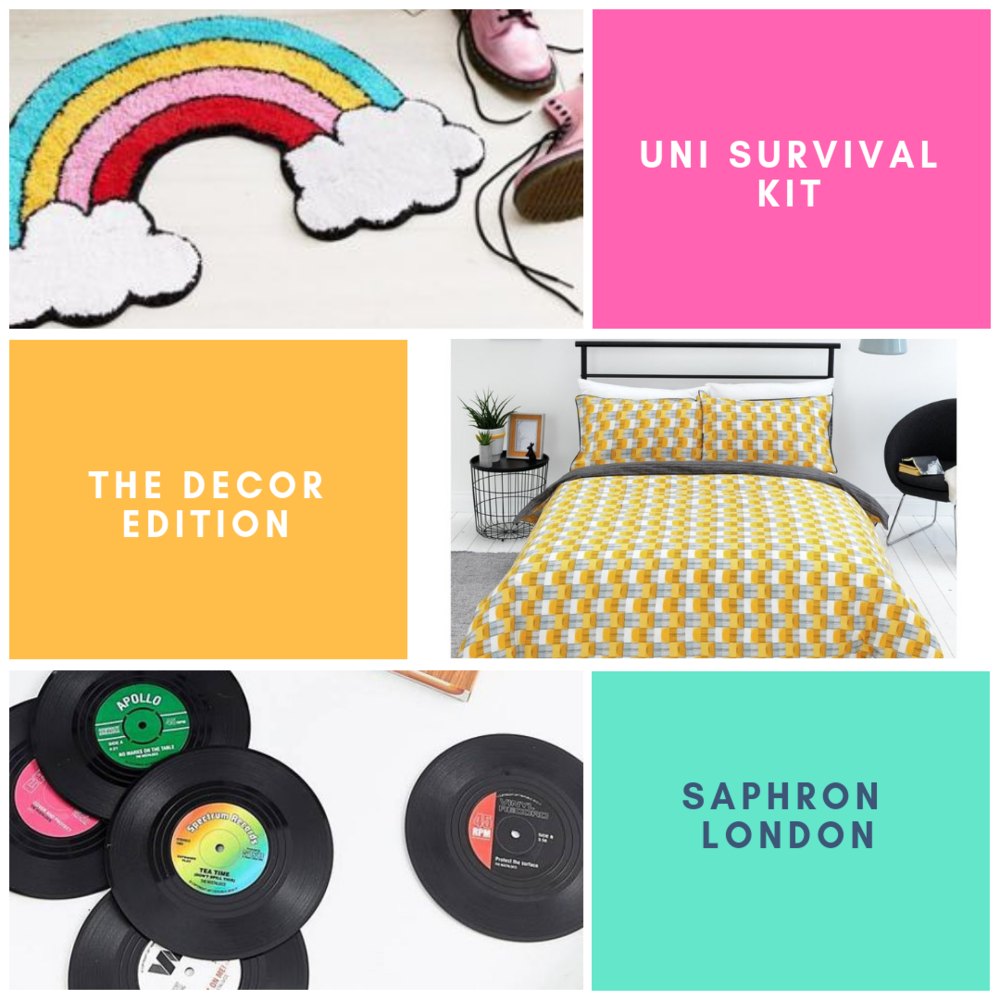 UNI SURVIVAL KIT: The Decor Edition