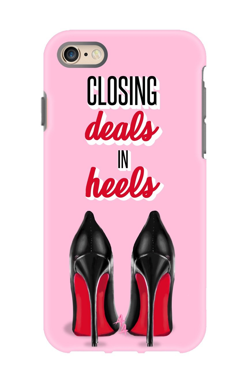 CLOSING DEALS IN HEELS  |  £35.00 GBP