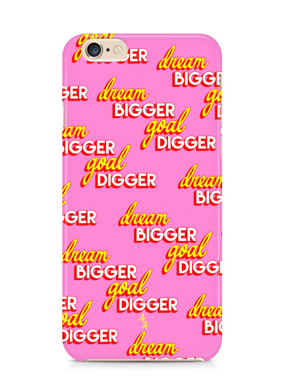 DREAM BIGGER GOAL DIGGER | £25.00 GBP