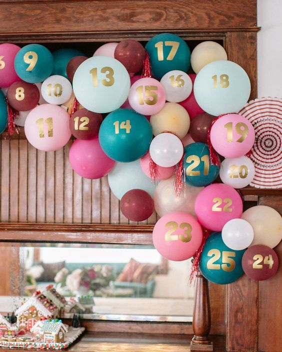 Quite possibly the cutest and most unique advent calendar Idea I've ever come across. Well done  Royale!