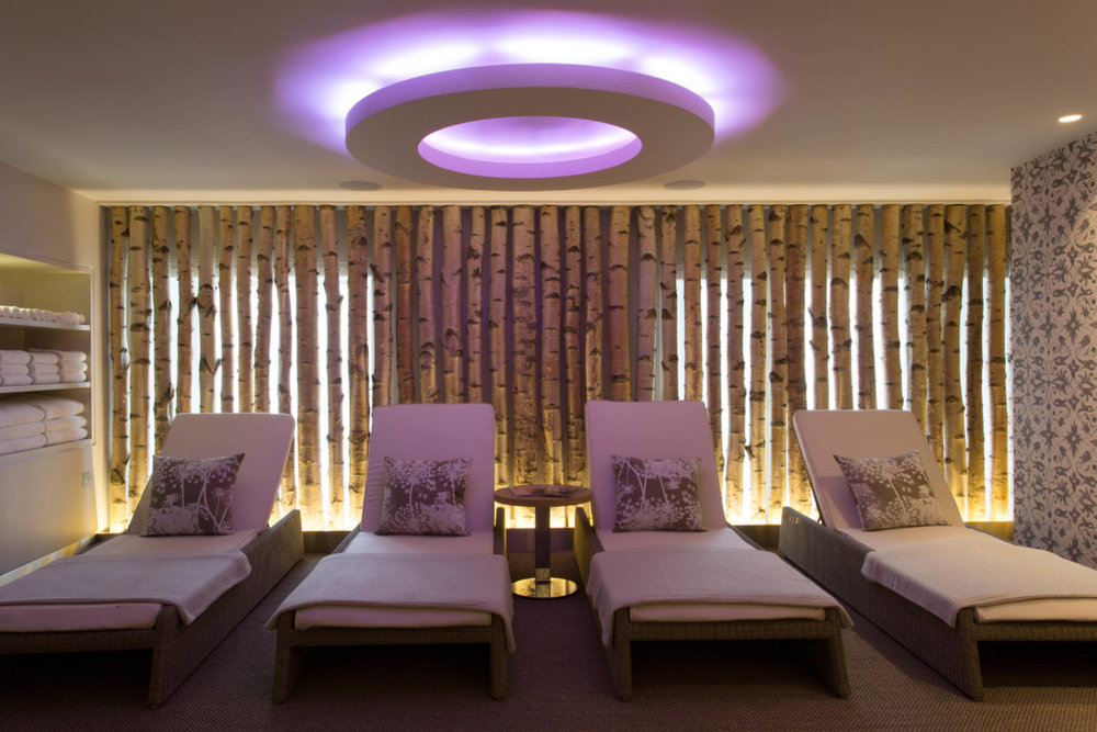 The Grace spa offers an array of treatments