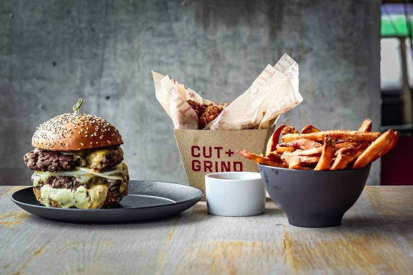 Award winning burgers, ground in house fresh twice a day.