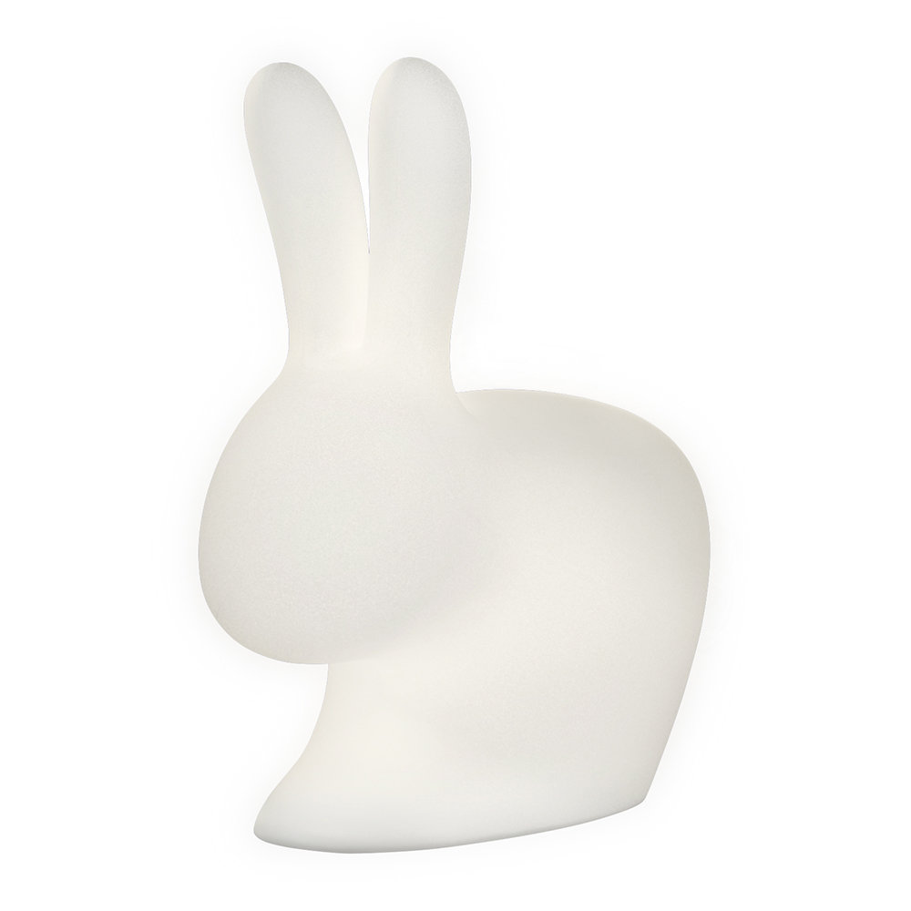 RABBIT LED LAMP - QEEBOOSuitable for indoor and outdoor use, the rabbit shaped lamp featured 16 different colours of light.£269