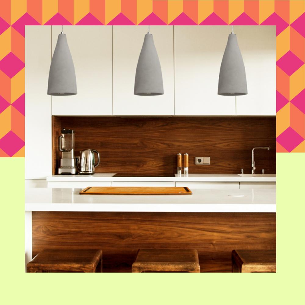 Concreto - LED Kitchen Pendant Lighting