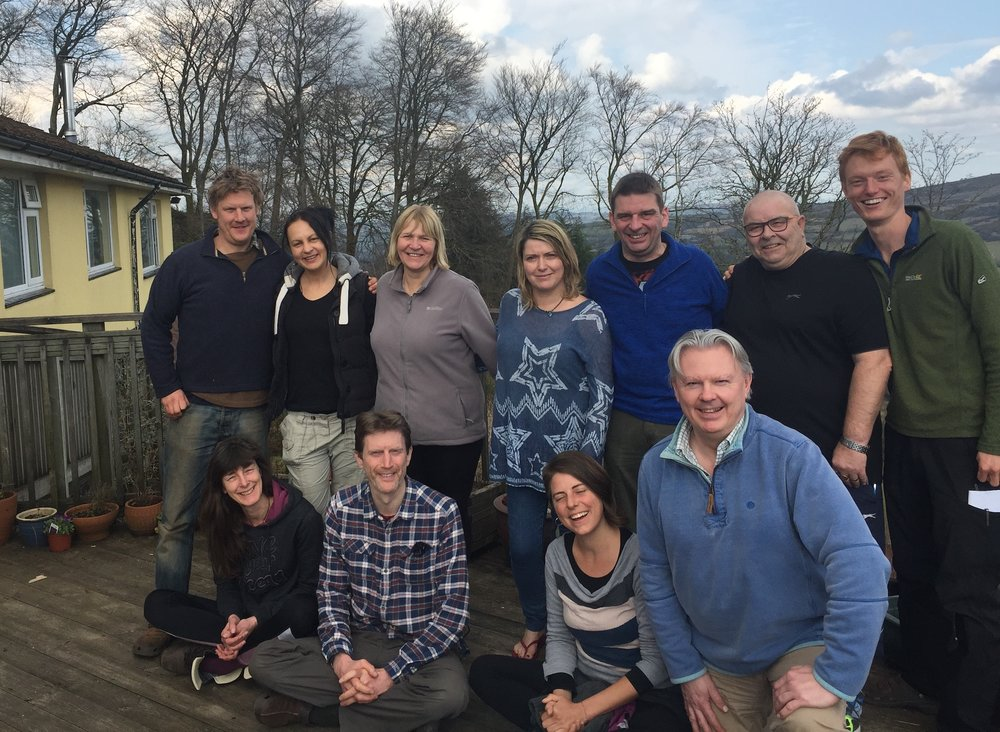 Recovery Tribes Residential - March 2018