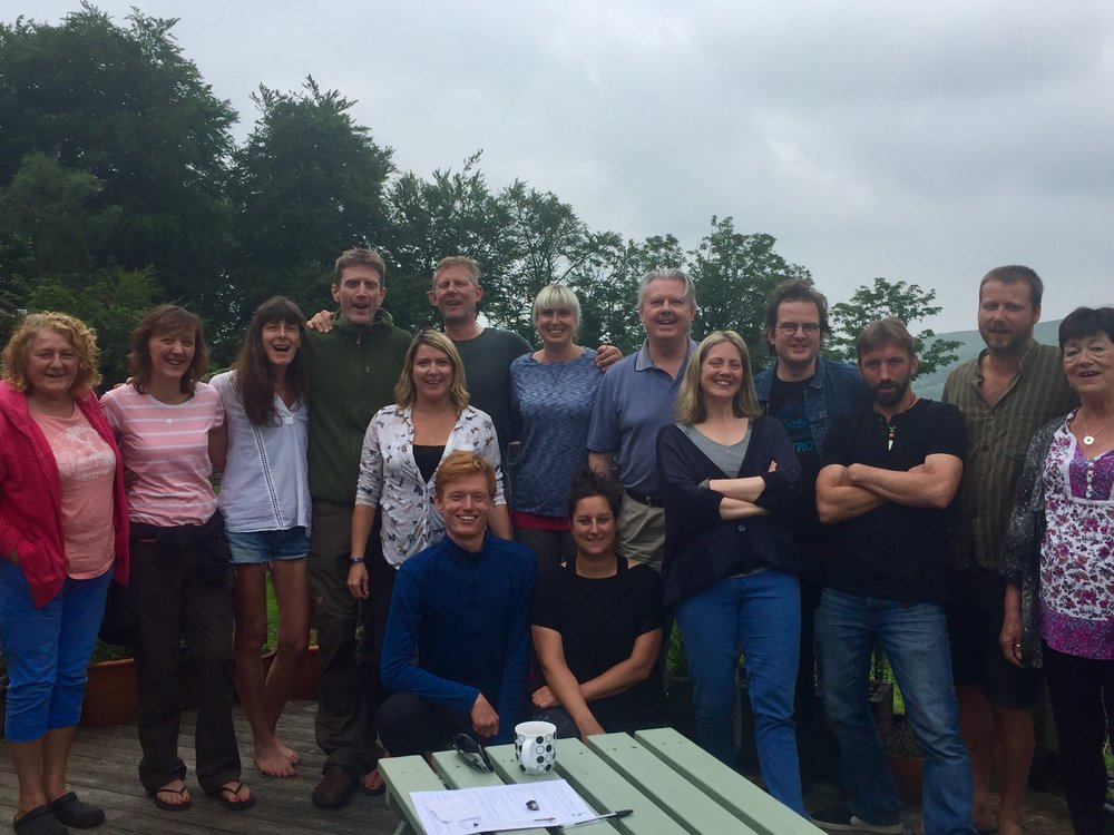 Recovery Tribes Residential - June 2018