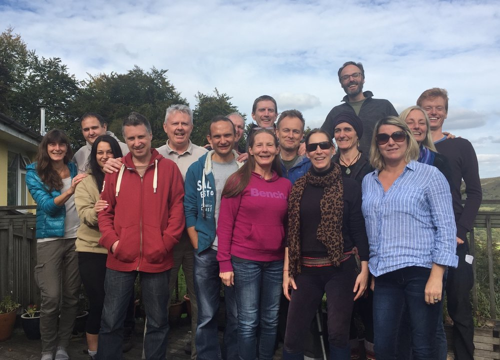 Recovery Tribes Residential - September 2018