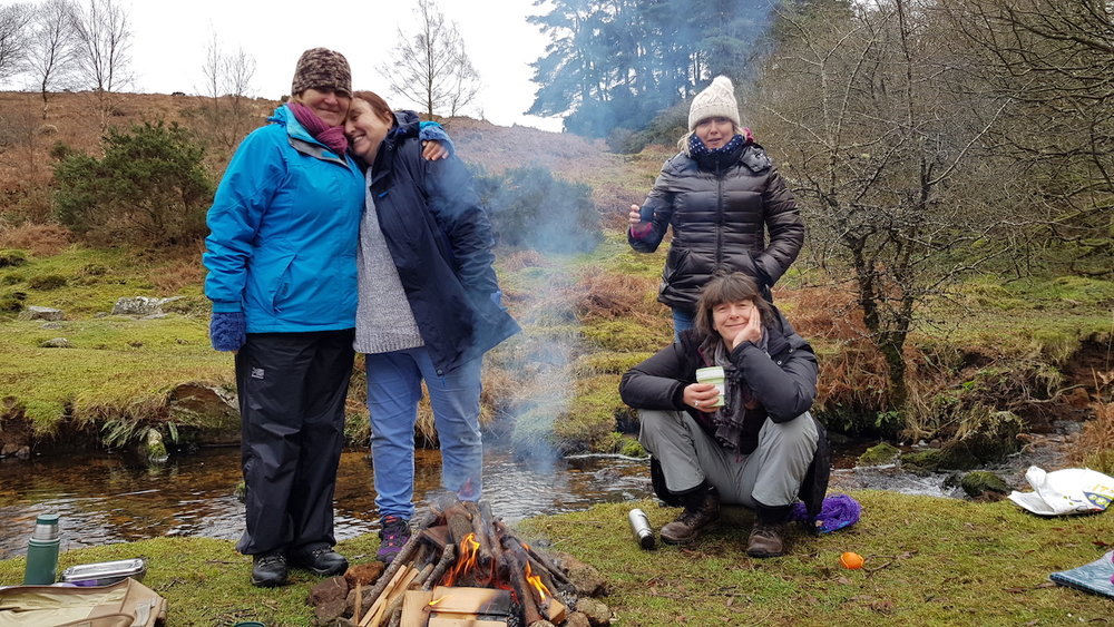 Dartmoor Mentoring Day - January 2019