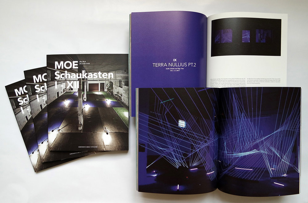 MOE Schaufenster Wien I-XII _ publication, 2016