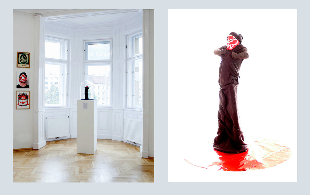 BUSK _ Look at me now _ Inoperable Gallery Wien
