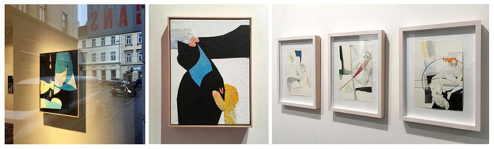 Sicht - und Denkweise _ Galerie Gans, Wien