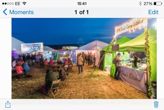 Chagstock festival (Devon)
