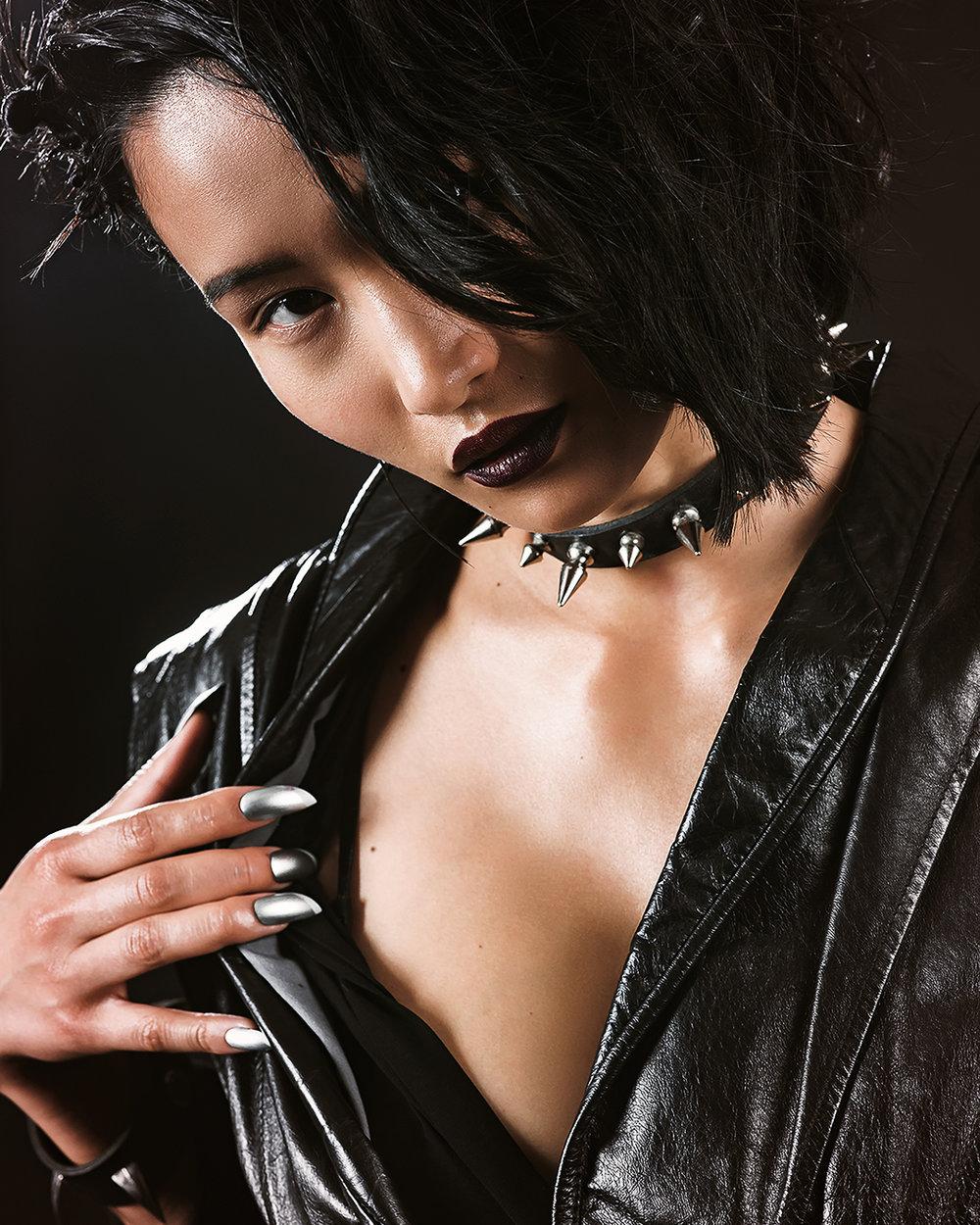 Photographer - Todd Allen / Styling - Jazmine Ransom / Wardrobe - Zuri Ngilibus / Hair - Stephanie James / MUA - Amy Galibut / Nails - Hemi Park / Model - Miki Hamino