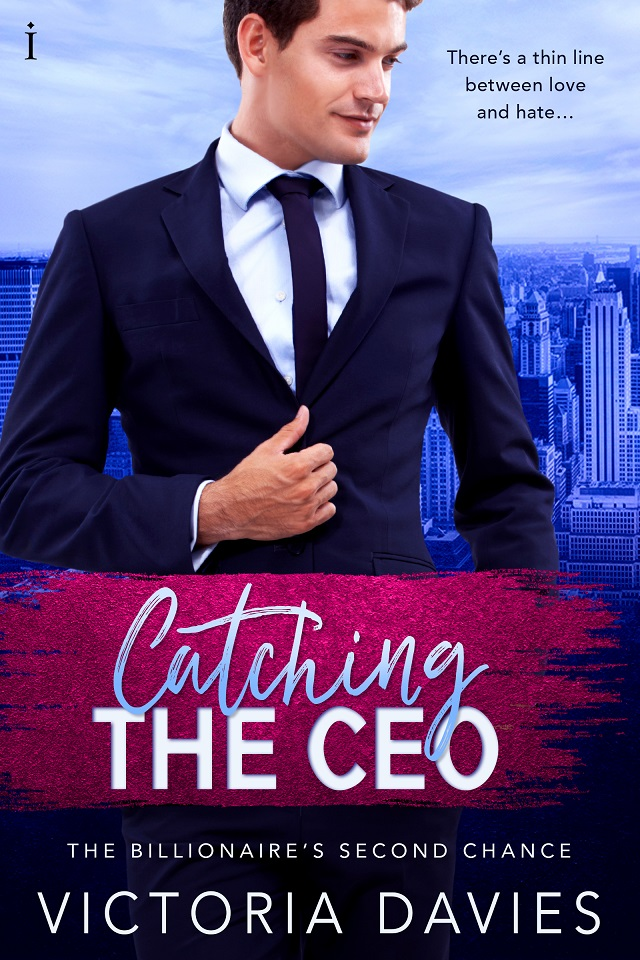 Catching the CEO - Victoria Davies