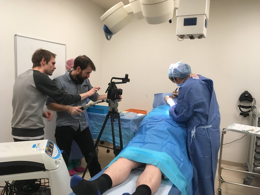 Video for the Royal College of GPs
