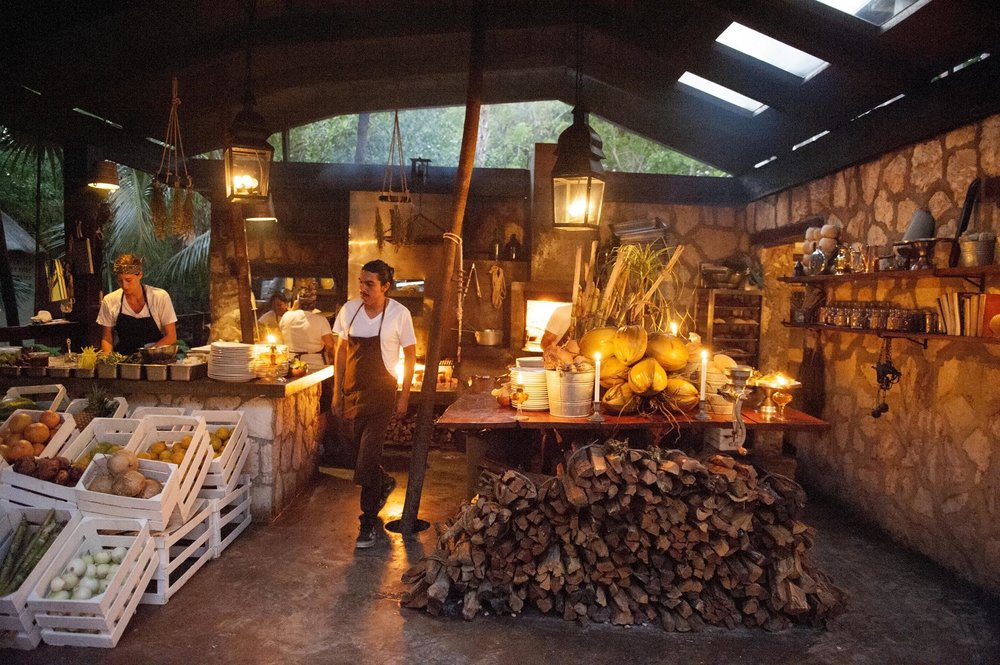 Casa Banana is a gem of rustic Argentian cuisine offering flavorful wood-grilled meats, seafood and vegetables. Grilled octopus salad and filet mignon with merlot mushroom reduction were pure decadence.  Image Source:  Well-Dressed Wayfarer