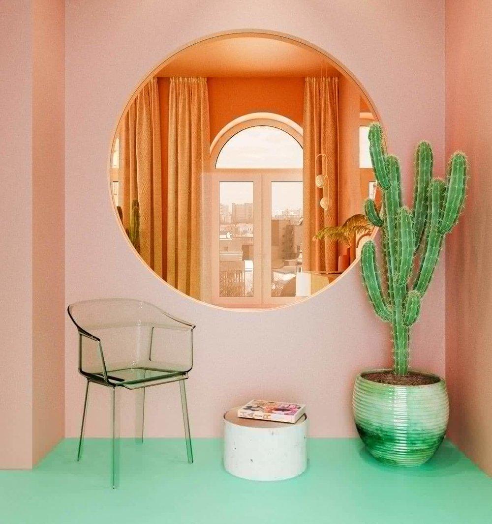 Manhattan apartment. Image Source:  Archilovers