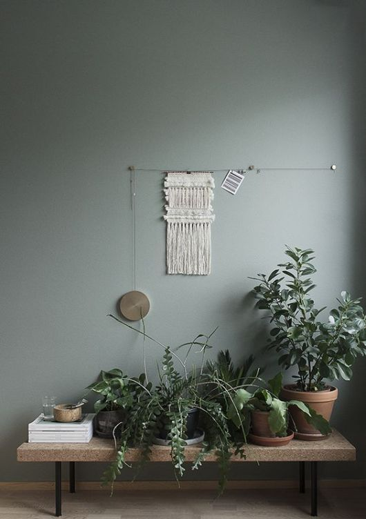 Green is the new grey. Image source:  Cate St Hill