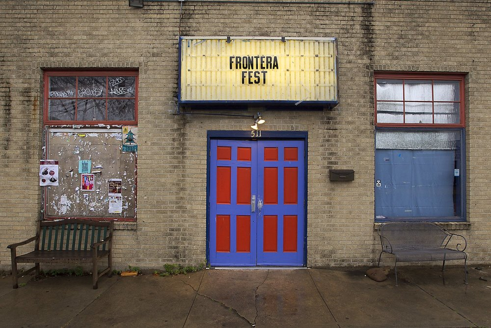 Frontera Fest - Hyde Park Theater