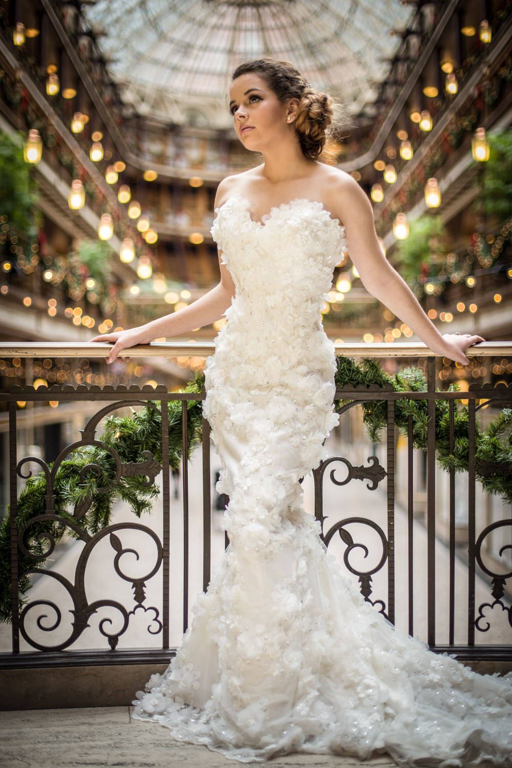 Bridal & Prom Gown Alterations & Custom Design in Lake County, Ohio