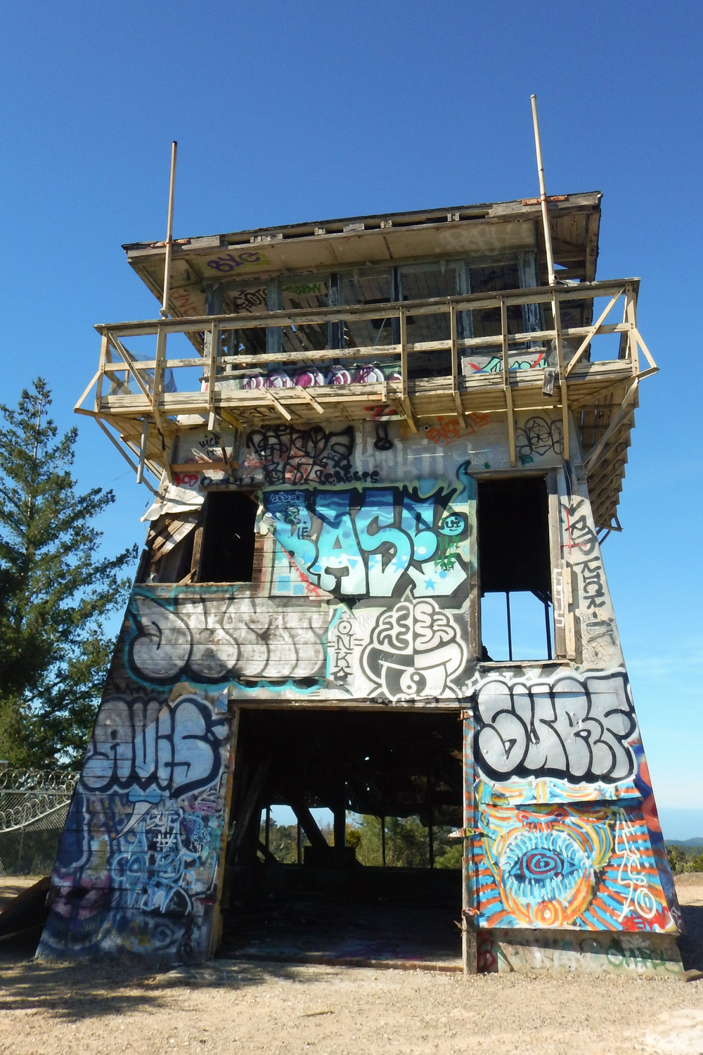 Old Eagle Rock Lookout Tower.JPG