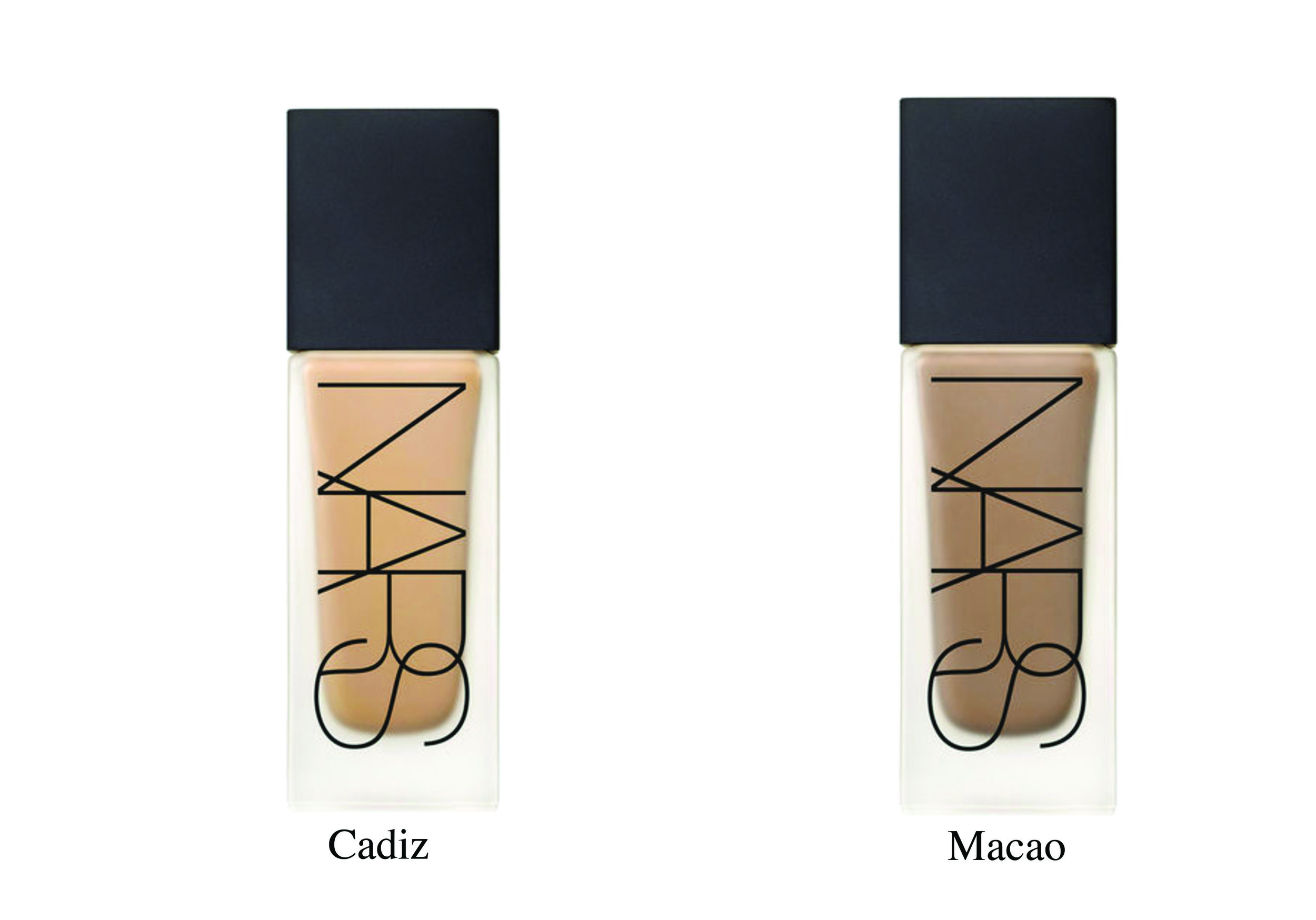 Cadiz and Macao Nars.com