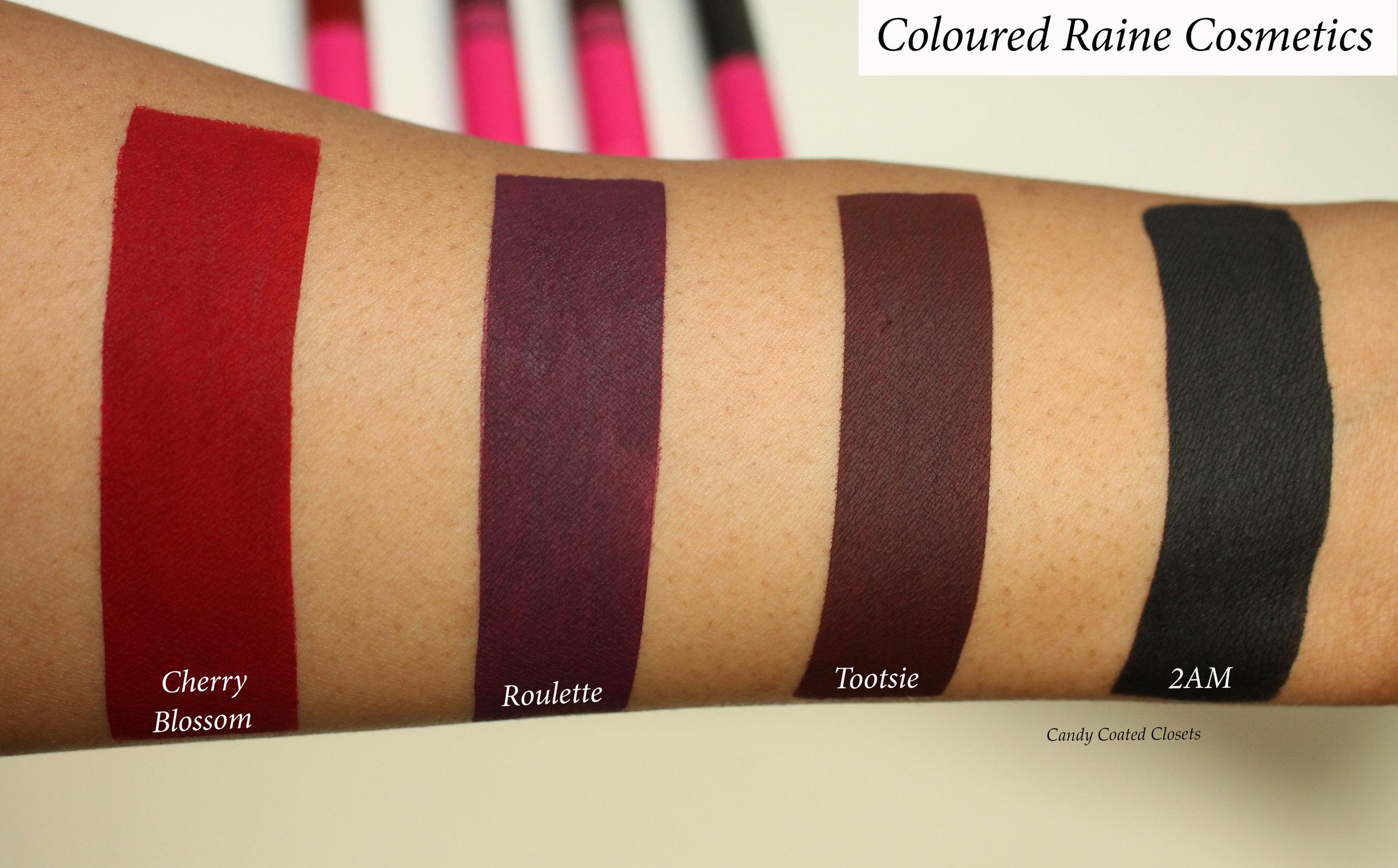 Matte Liquid Paint by Coloured Raine #3