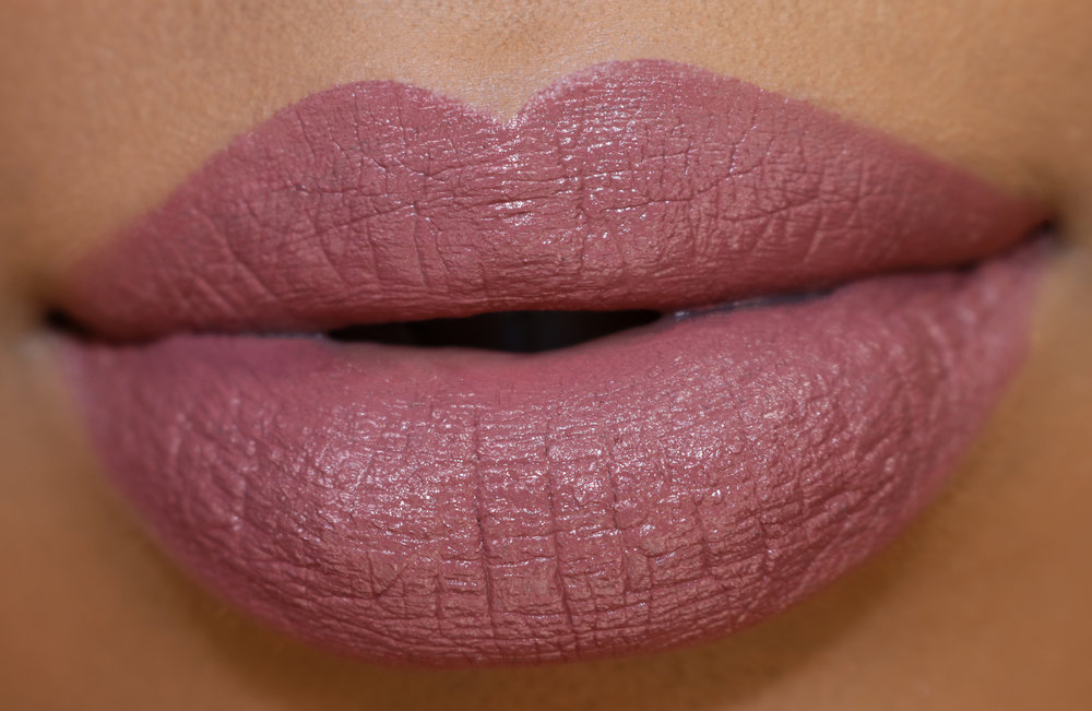 Maybelline's new Color Sensational Inti-Matte Nudes in 575 Brown Blush